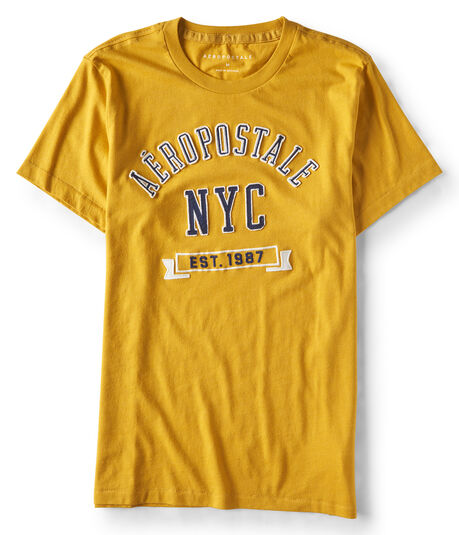 Aéropostale NYC Est. 1987 Graphic Tee