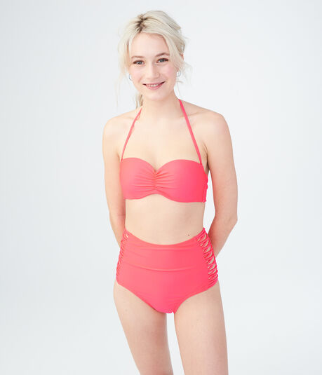 LLD Solid Bandeau Top