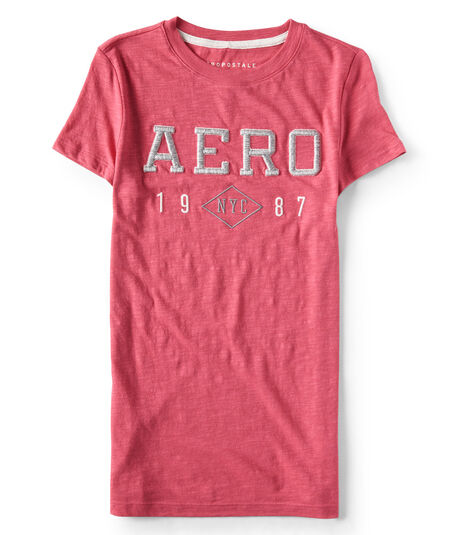 Aero 19 NYC 87 Graphic T