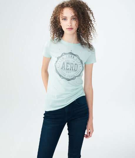 Aero New York City Graphic Tee