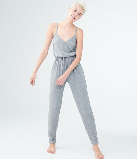 LLD Seriously Soft Solid Jumpsuit***