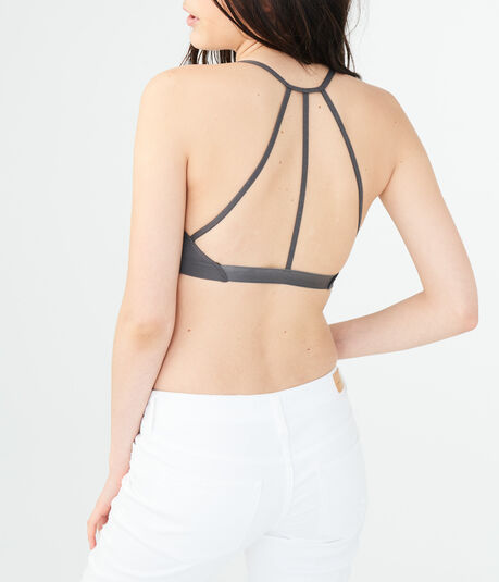 LLD Strappy Triangle Seamless Bralette