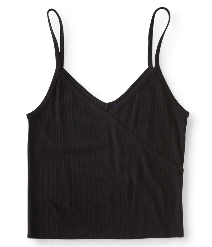 Solid Wrap-Front Tank