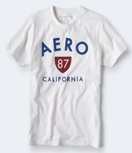 Aero 87 California Graphic Tee