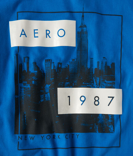Aero Empire Logo Graphic Tee