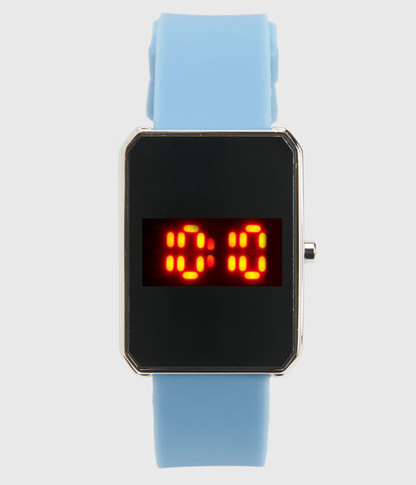Rectangular Digital Watch