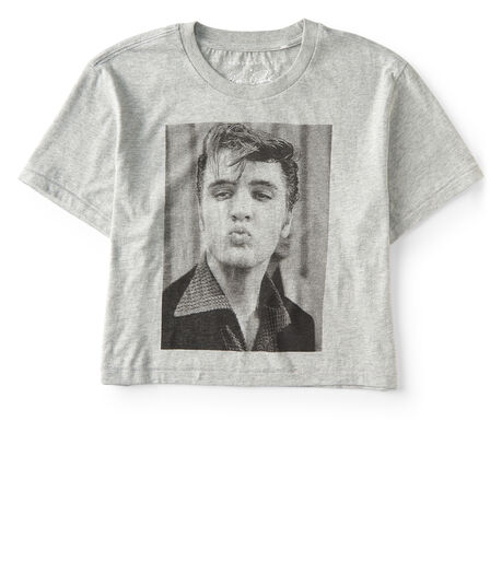 Girls' Elvis Presley Graphic Tee