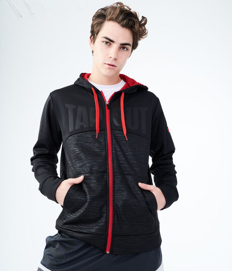 Tapout Title Holder Full-Zip Hoodie