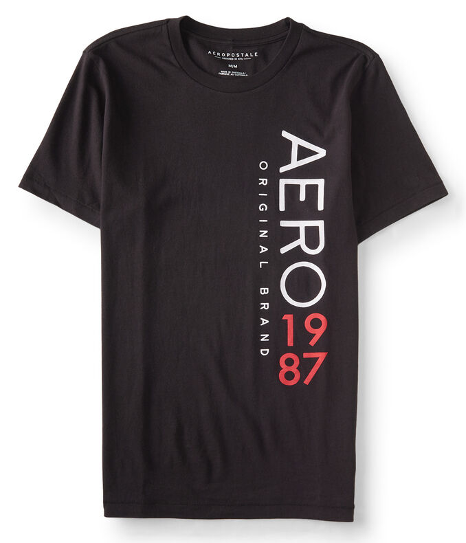 Vertical Aero 1987 Graphic Tee***