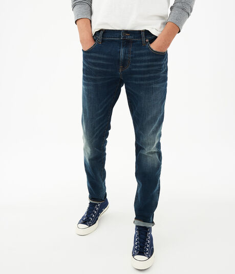 Super Skinny Dark Wash Reflex Jean