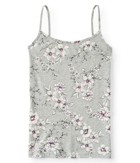 Flower Branch Basic Cami