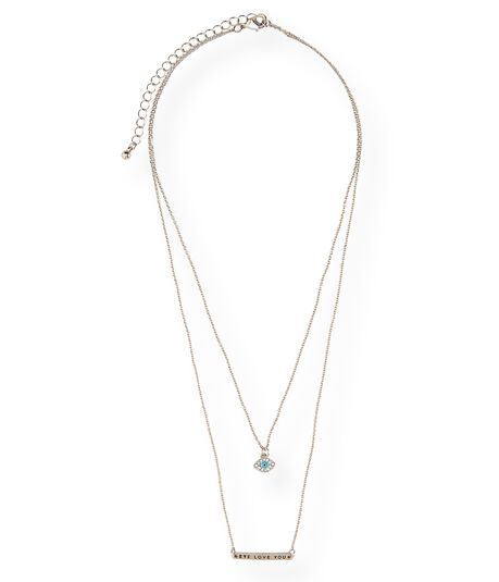 Eye Love You Short-Strand Necklace