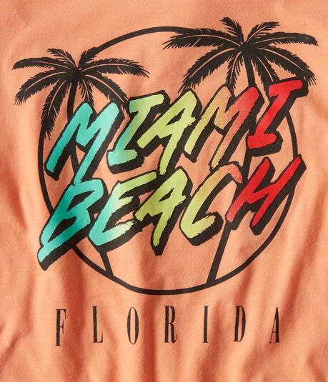 Miami Beach Graphic Tee