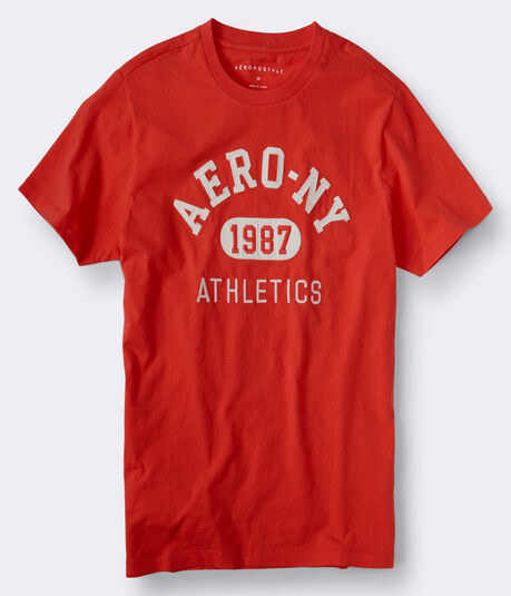 Aero-NY Athletics Graphic Tee