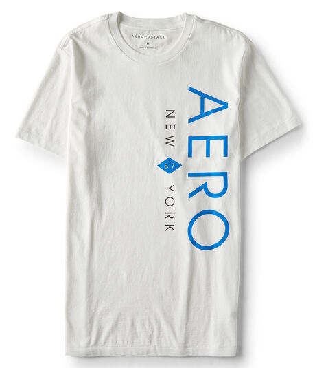 Aero New York Logo Graphic Tee
