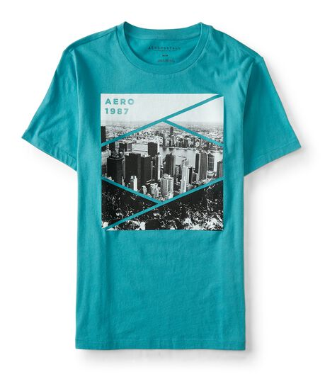 Aero 1987 Diamond City Graphic Tee