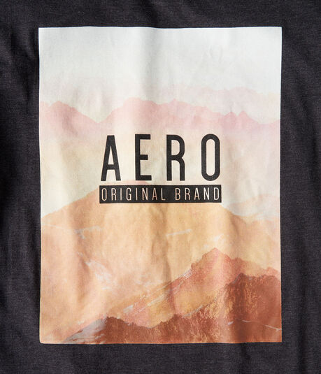 Aero Original Mountains Graphic Tee