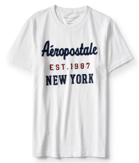 Aéropostale New York Logo Graphic Tee
