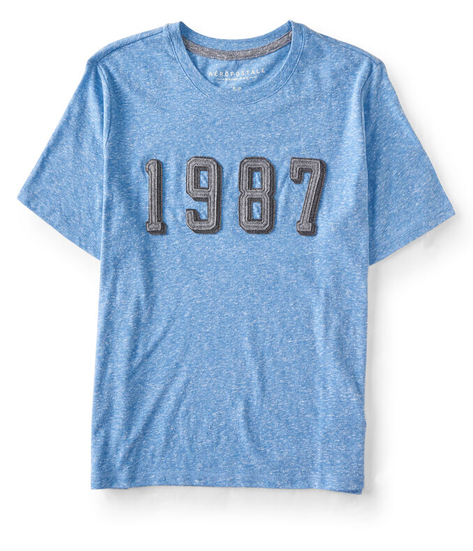 1987 Boxy Graphic Tee