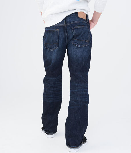 Relaxed Dark Wash Jean***