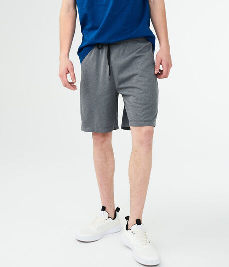 Marled Athletic Shorts