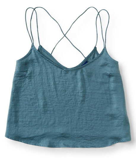Charmeuse V-Neck Cami