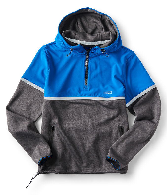 A87 Active Colorblock Reflex Pullover Hoodie