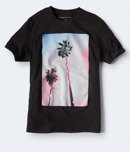 Palm Mirage Graphic Tee