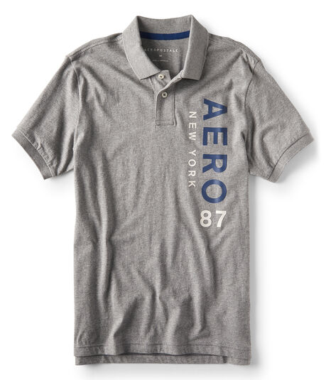 Vertical Aero 87 Jersey Polo