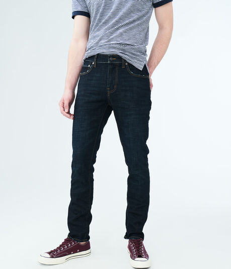 Slim Dark Wash Reflex Jean