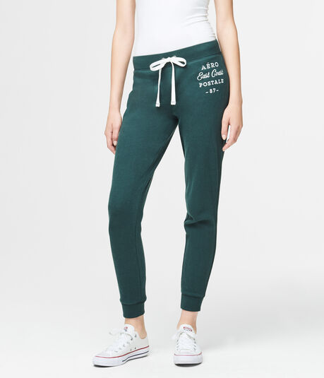 Aero East Coast Postale Jogger Sweatpants