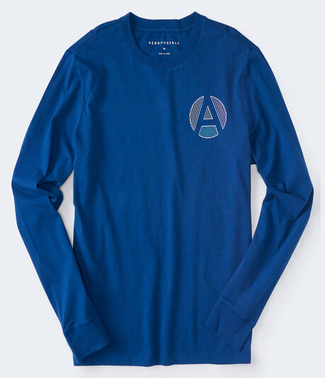 Long Sleeve Shirts for Teen Boys & Men | Aeropostale