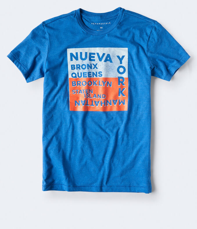 Nueva York Graphic Tee