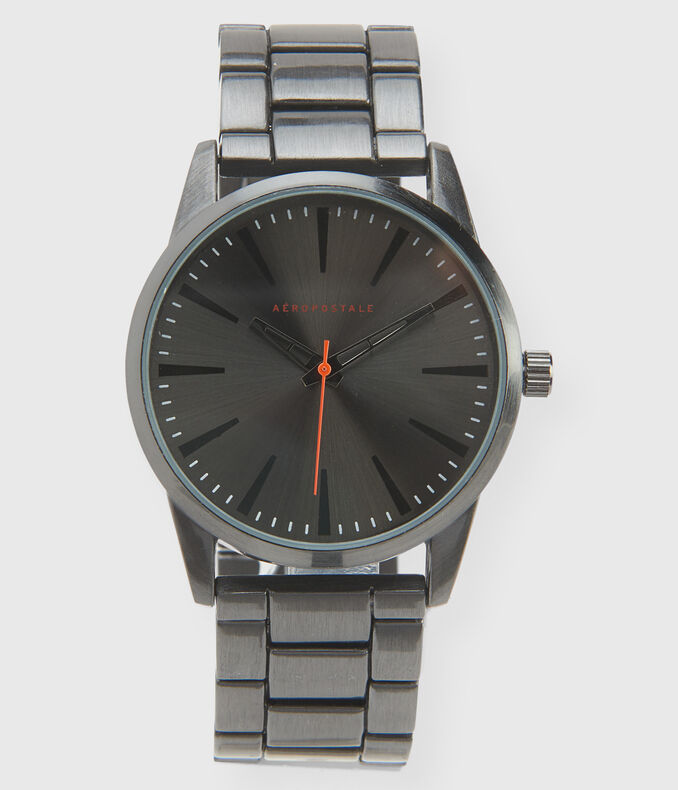 Metal Analog Watch