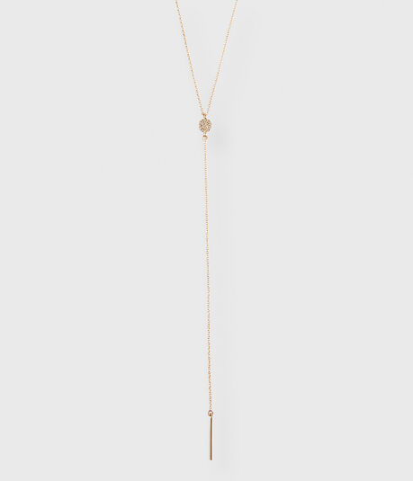 Choker & Y-Neck Necklace 2-Pack