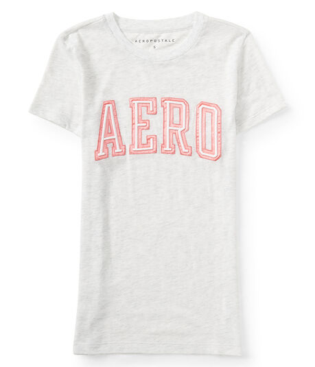 Blocky Aero Graphic Tee