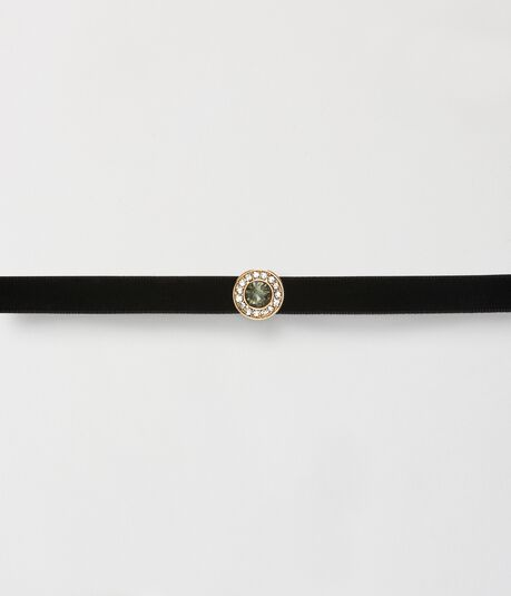 Dazzle Choker Short-Strand Necklace