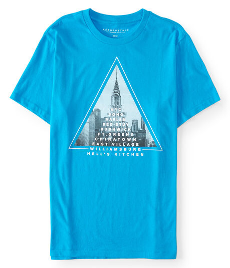 Empire State Triangle Graphic Tee