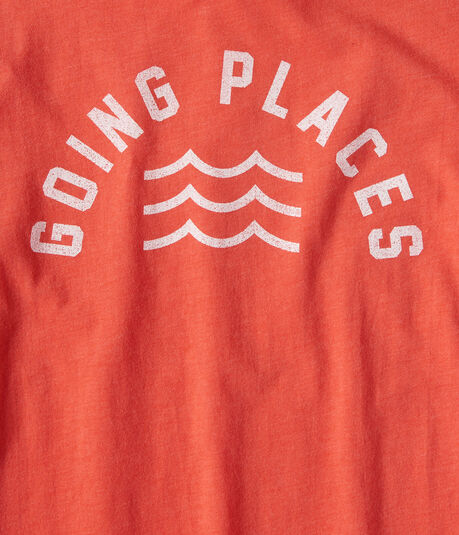Going Places Graphic Tee
