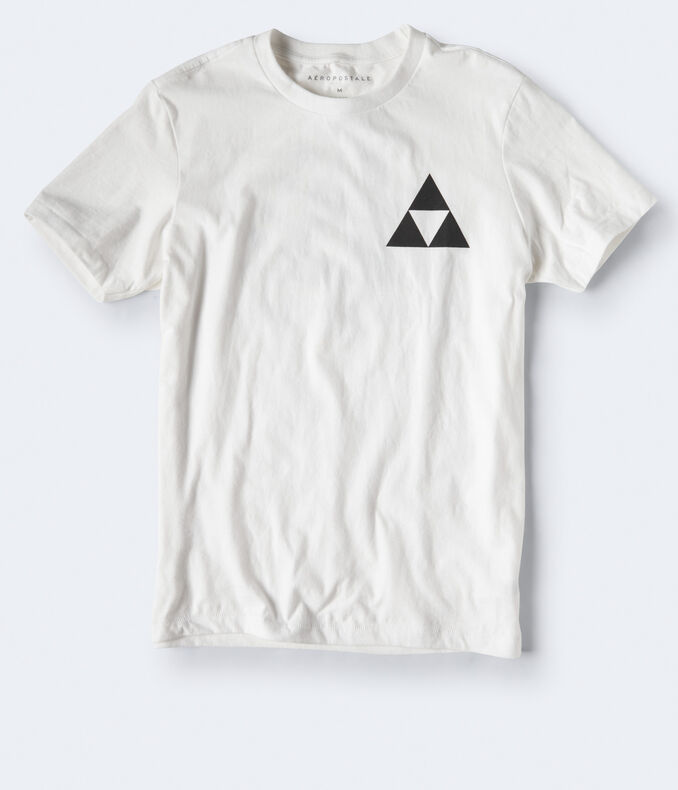 City Triangle Graphic Tee by Aeropostale