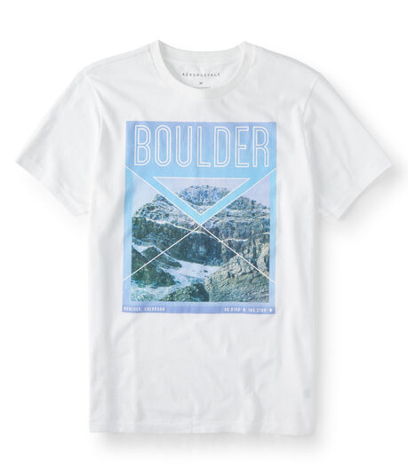 Boulder Colorado Graphic Tee
