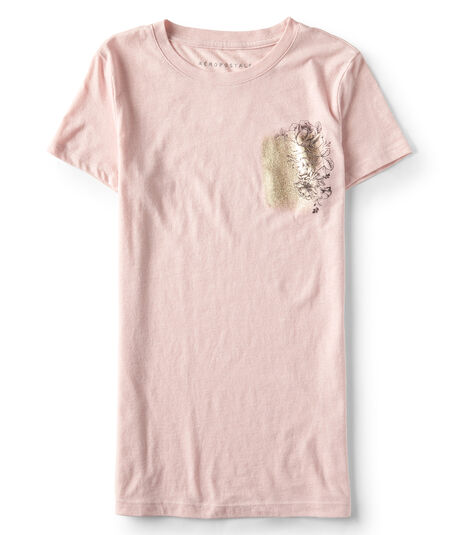 Climbing Rose Graphic Tee