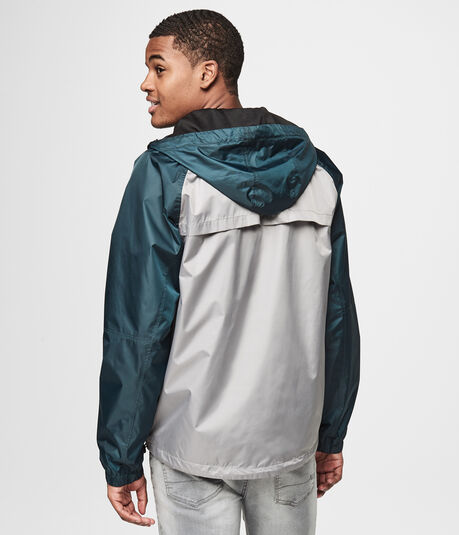 Technical Windbreaker Jacket