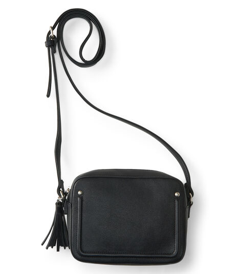 Final Sale -Tassel Camera Bag