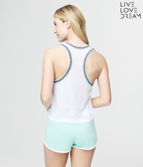 LLD Solid Muscle Tank