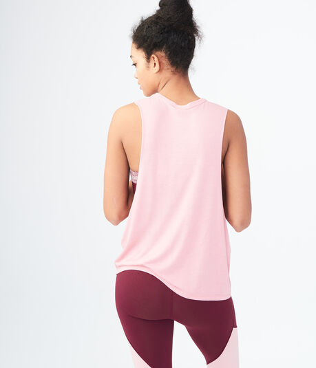 LLD Worry Less Muscle Tank