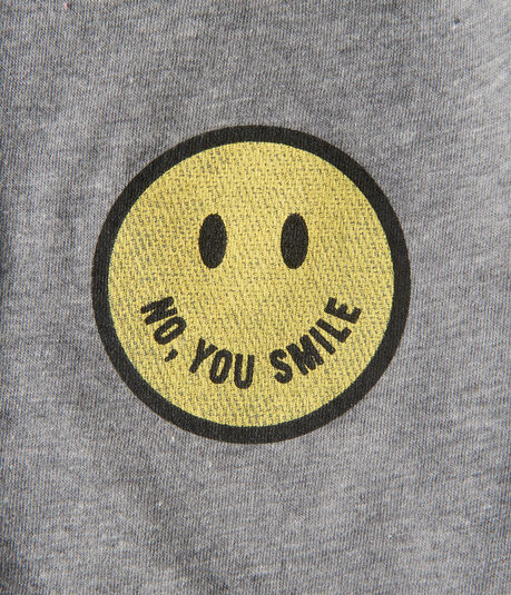 Free State You Smile Graphic Tee