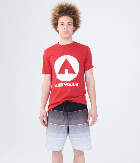 Airwalk Circle A Graphic Tee