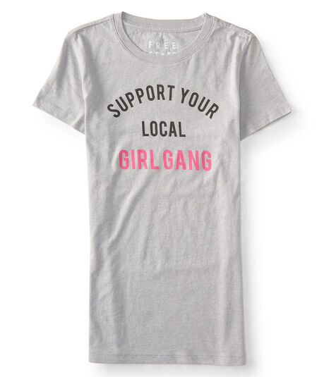 Free State Girl Gang Graphic Tee