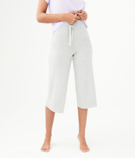 LLD Wide-Leg Crop Pants